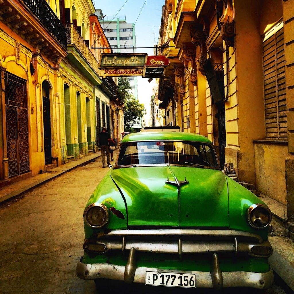 american travel guide to cuba