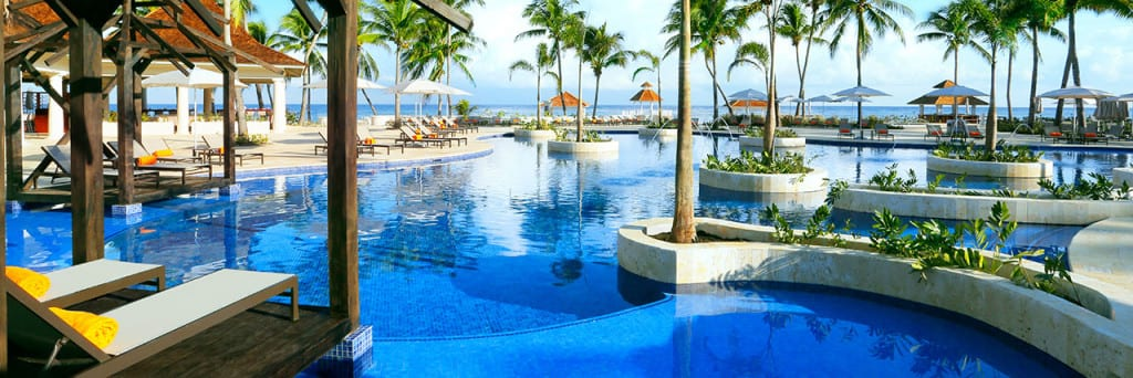 Top 6 All-inclusive Resorts you can book with Points