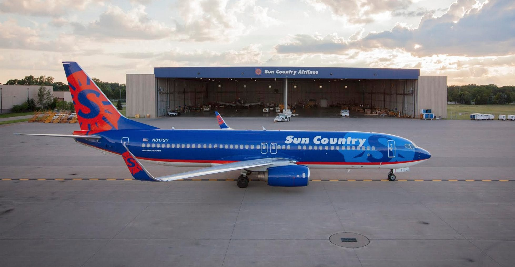 Sun Country Adds Flights to New Orleans, Santa Barbara
