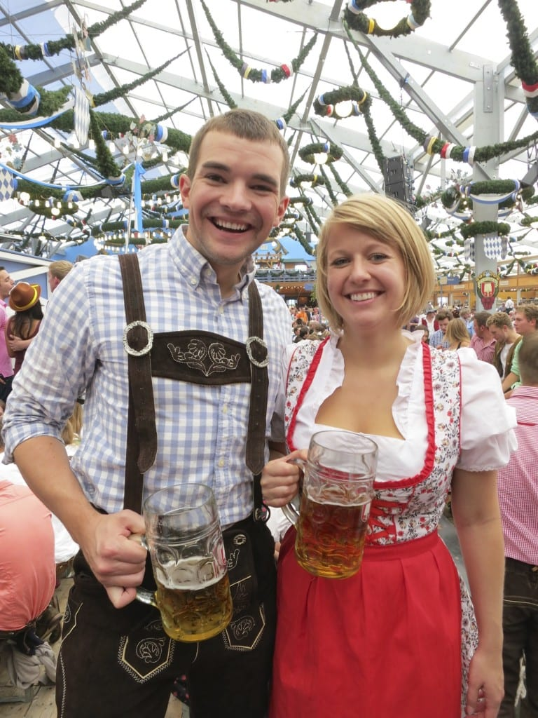 Oktoberfest guide for the thrifty traveler