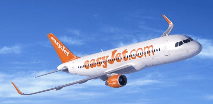 EasyJet is based in the UK