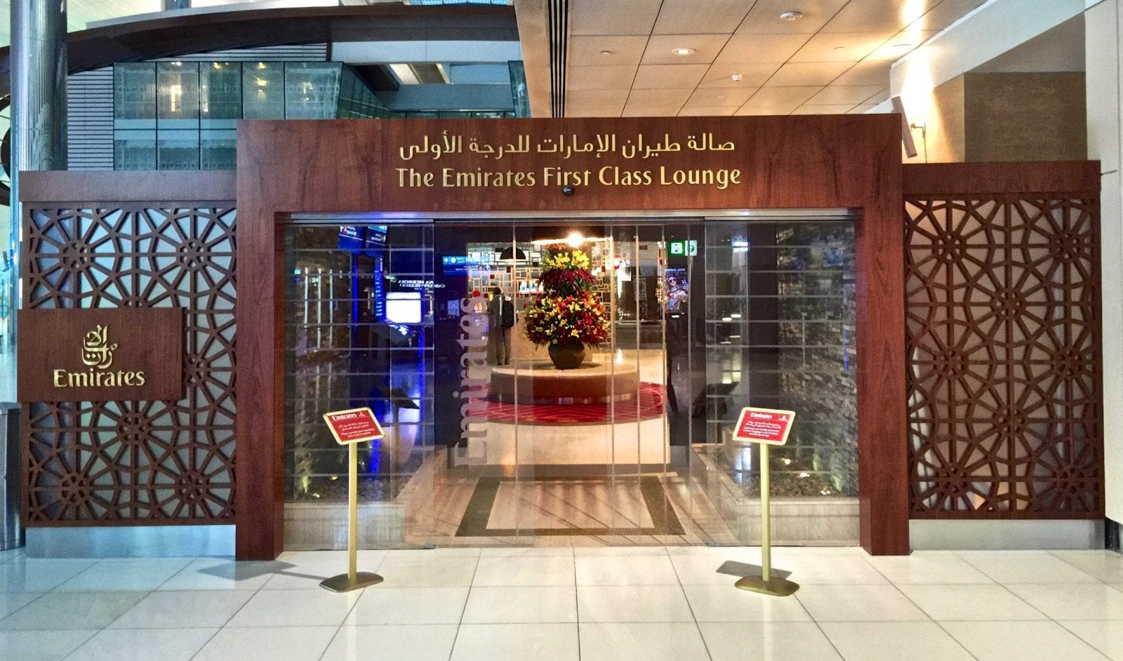 Emirates Now Offering Paid Access to their Incredible Lounges in Dubai