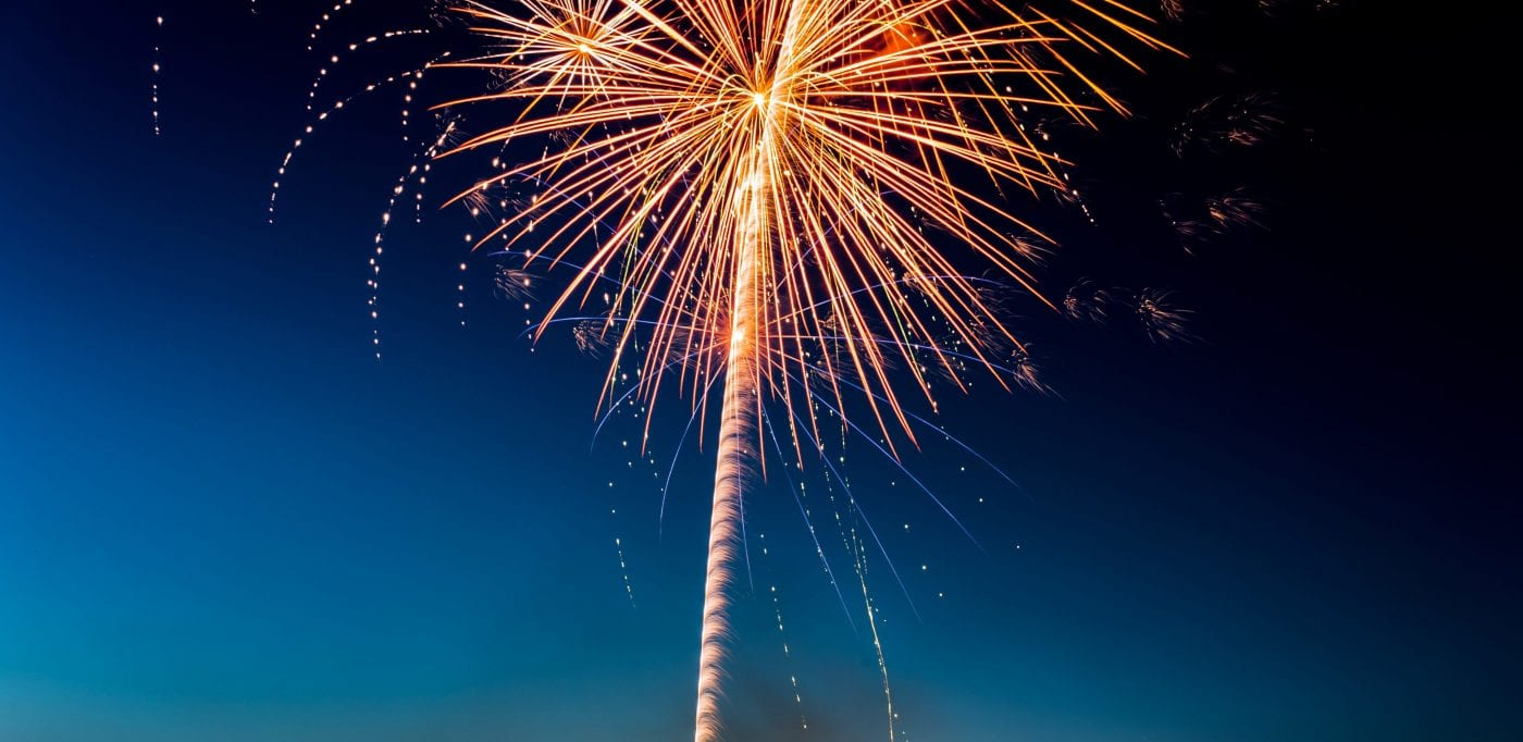 Fireworks anniversary party e1493485965377