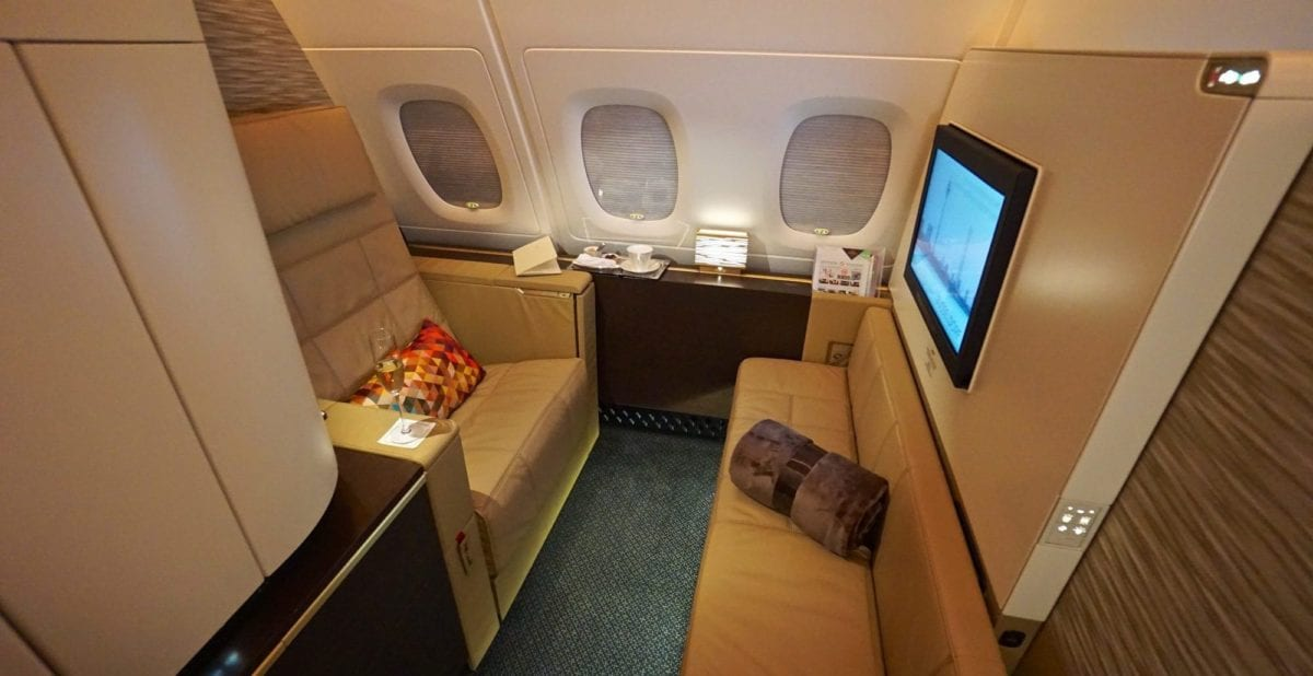 How To Fly The Etihad Apartment Using American Miles