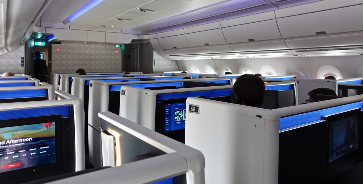 Airlines Keep Slashing Business Class Fares to Europe, But Why?