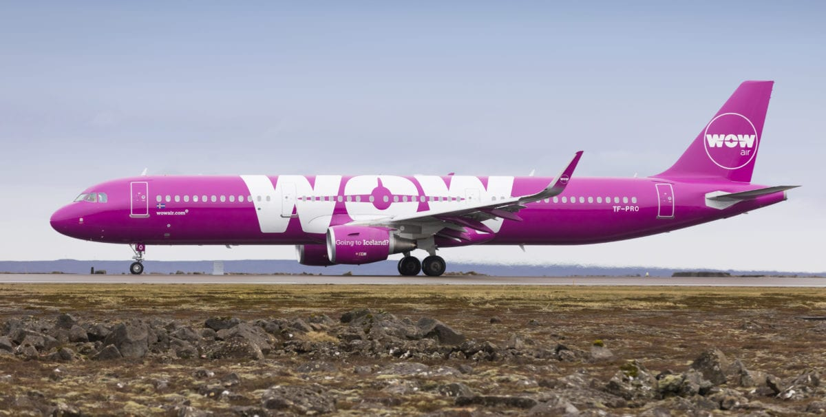 WOW Air's Reboot is Now on Hold Until December