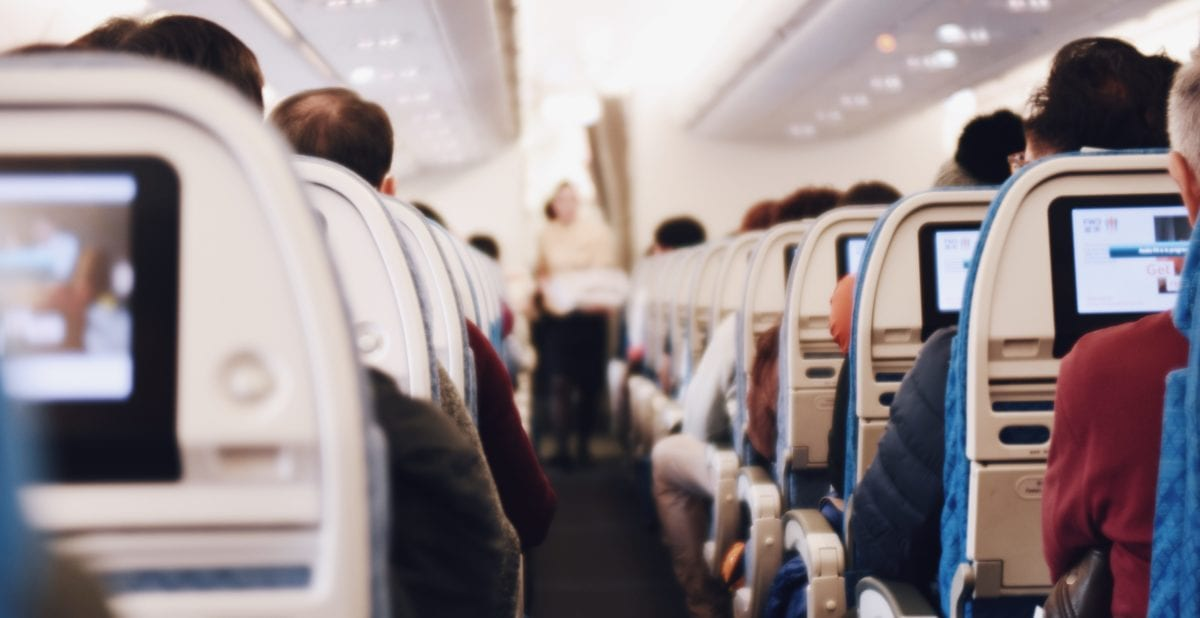 Want a TV Screen & More Legroom? Add Google Flights' Legrooms Extension