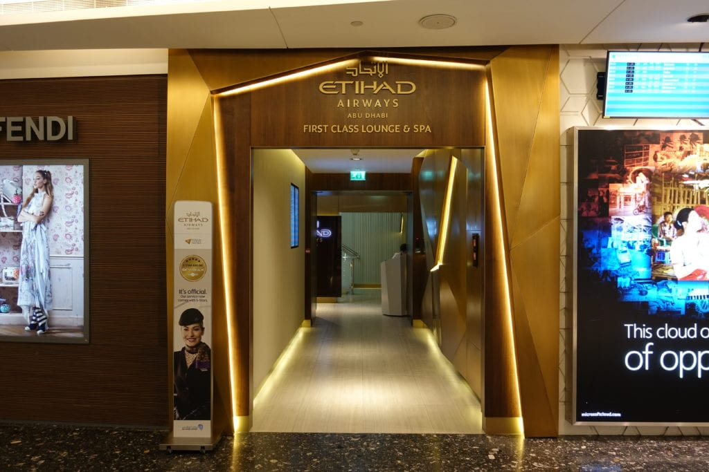 Fly Etihad Apartment Using American Miles