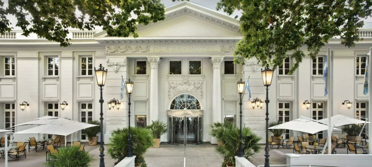 Use Chase Points to Book Hotels Park Hyatt