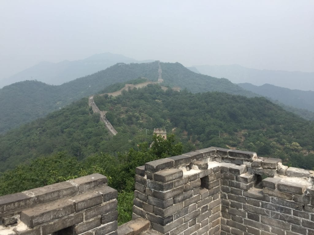 guide to the great wall