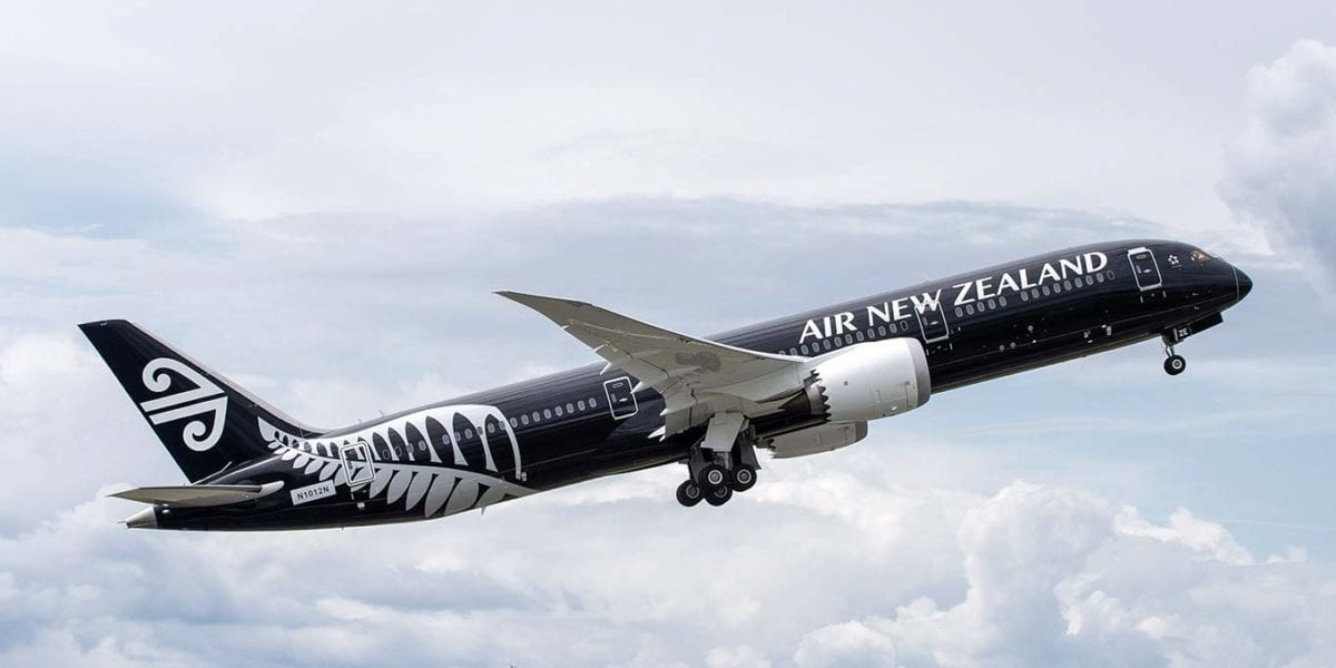 Air New Zealand Chicago