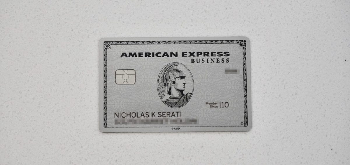 Amex Business Platinum