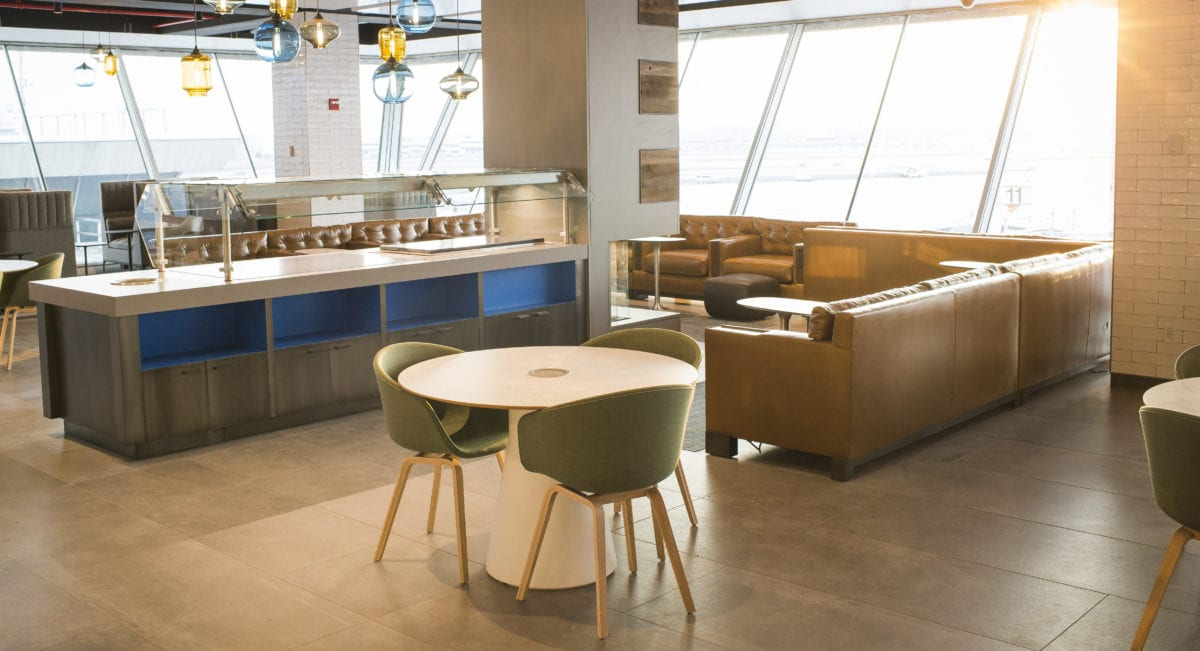 Alaska's New JFK Lounge Opens Today (And Accepts Priority Pass)