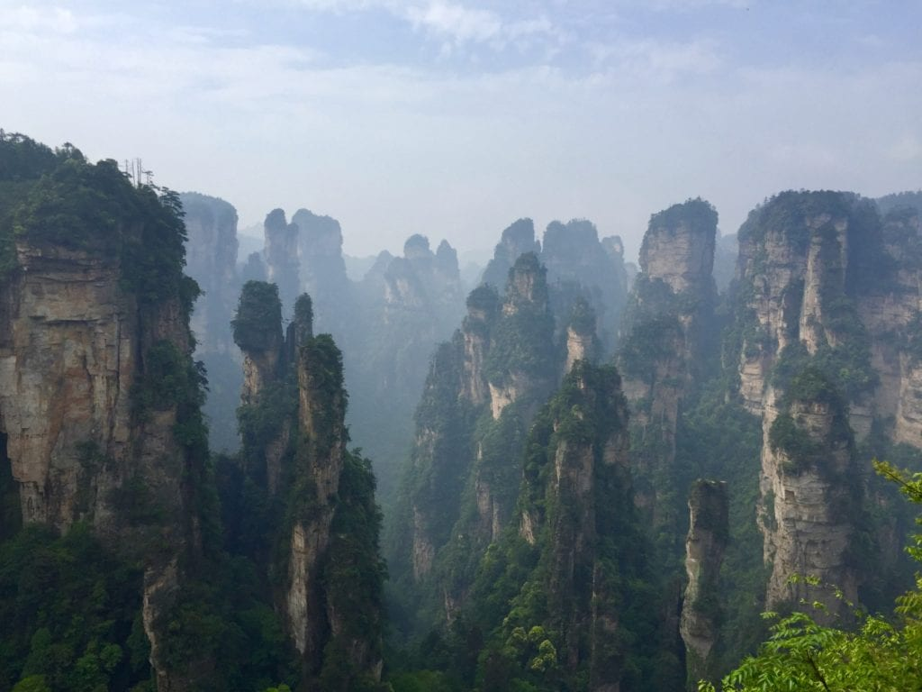 National Parks in China