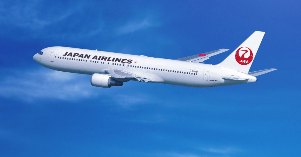 Japan Airlines Plans A Low-Cost Offshoot, May Fly Across the Pacific