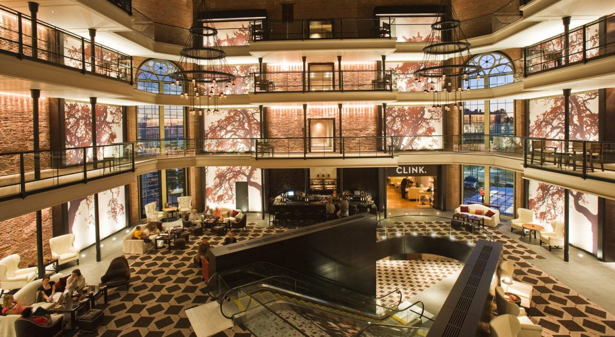 Hotel Review: The Liberty Hotel Boston