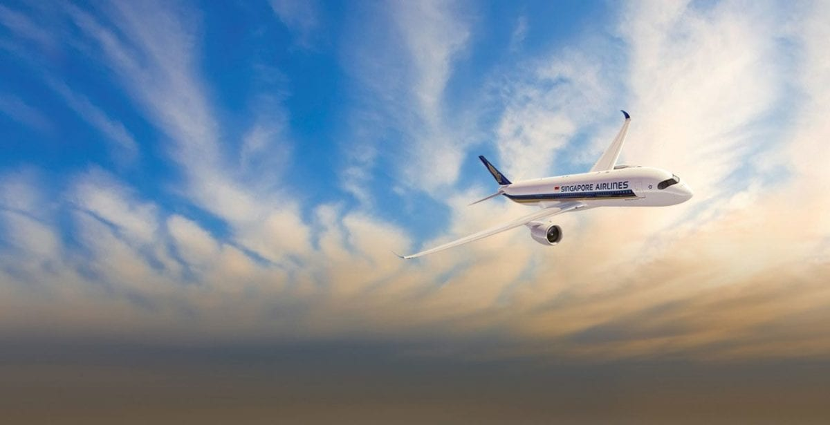 Singapore Airlines To Launch World's Longest Flight from Newark