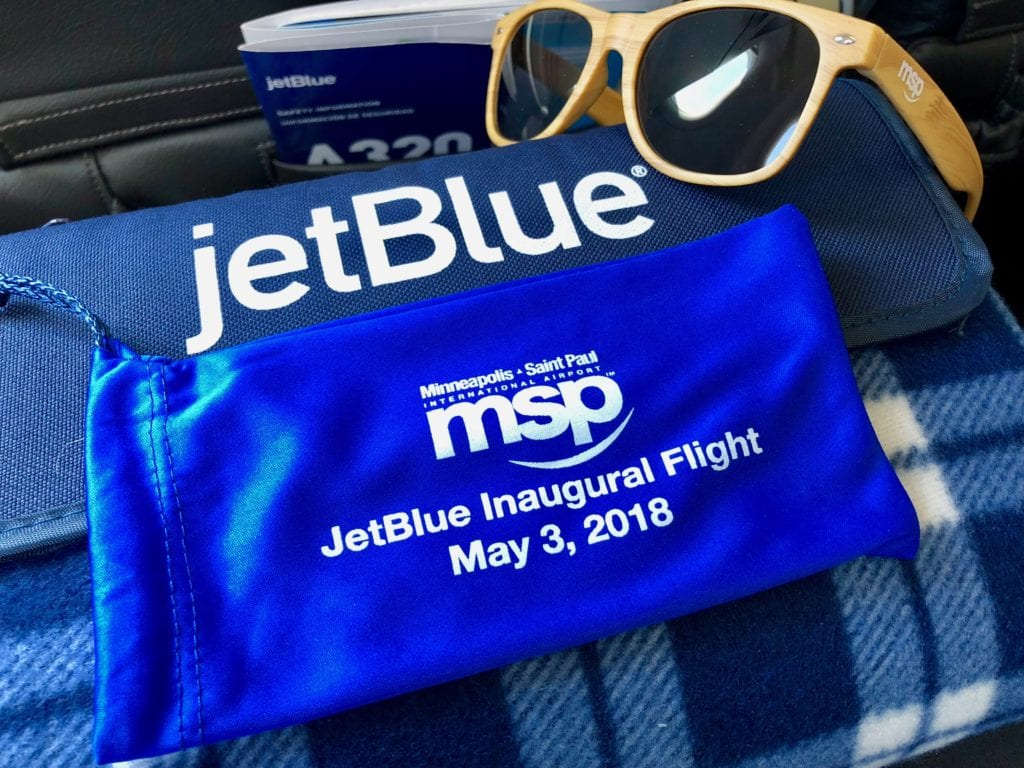 jetBlue Minneapolis