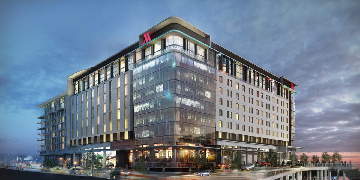 Marriott Amex Offer: Spend $250 at a Marriott Hotel, Get $75 Back