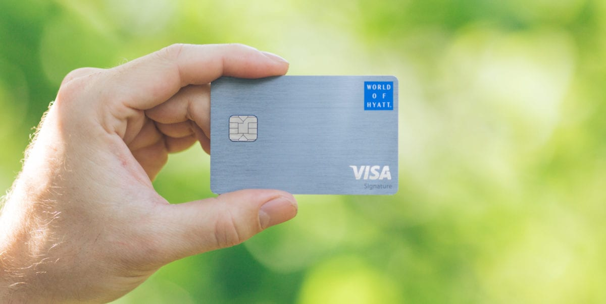 New! Earn up to 60K Points with the World of Hyatt Credit Card