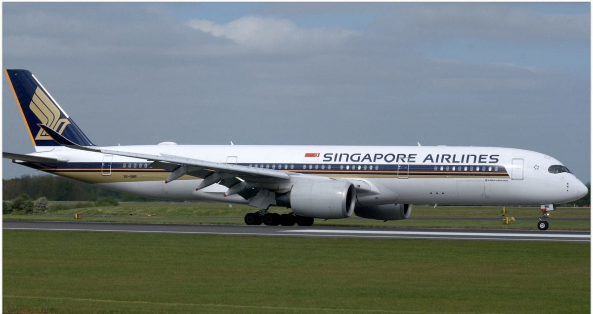 Singapore Airlines Will Restart Nonstop Flights to LAX in November
