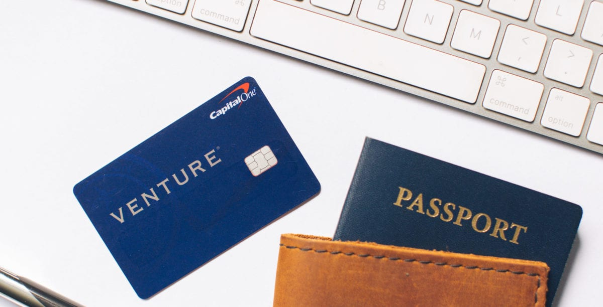 New! Earn up to 140K Miles on the Capital One Venture Card