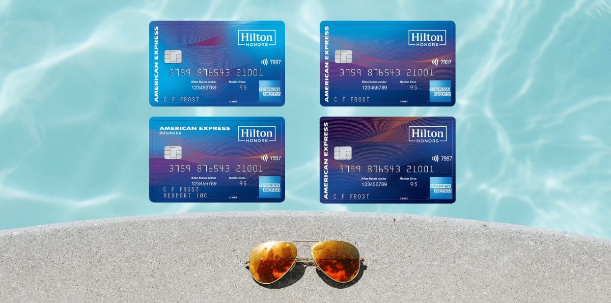 New! Earn up to 150K Points (& $150 Back!) on Hilton Credit Cards