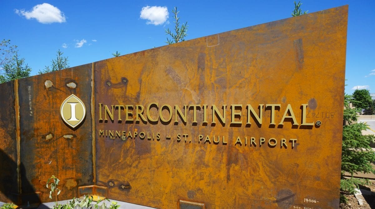 New InterContinental Hotel Opens at MSP Airport