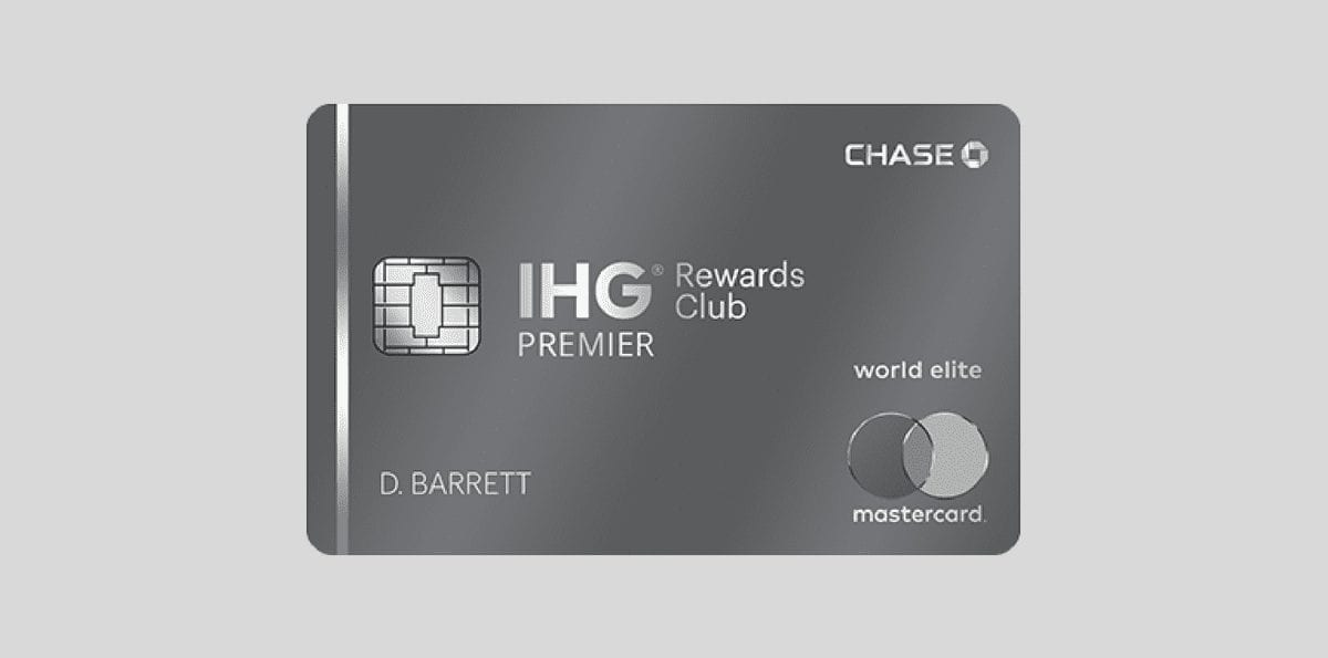 IHG Cards Cut Price Protection, Add Cell Phone Protection Benefits