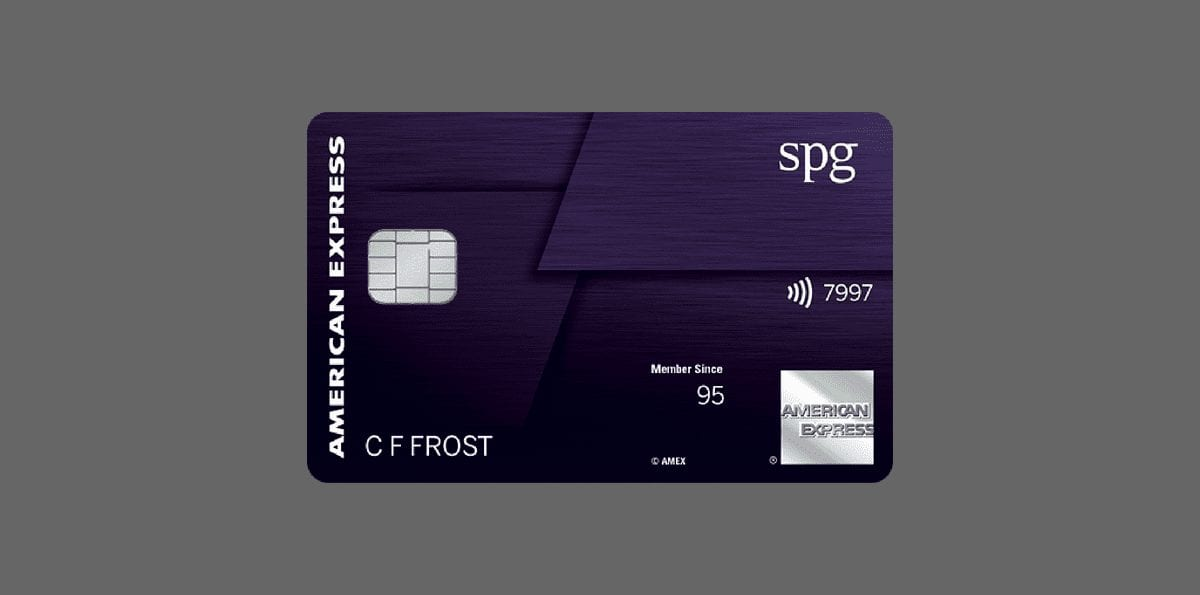 Amex Launches SPG Luxury Card with 100,000 Point Bonus