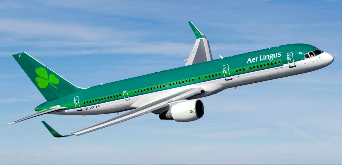 Aer Lingus Minneapolis