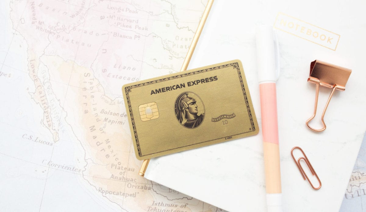 Amex Gold airline credits