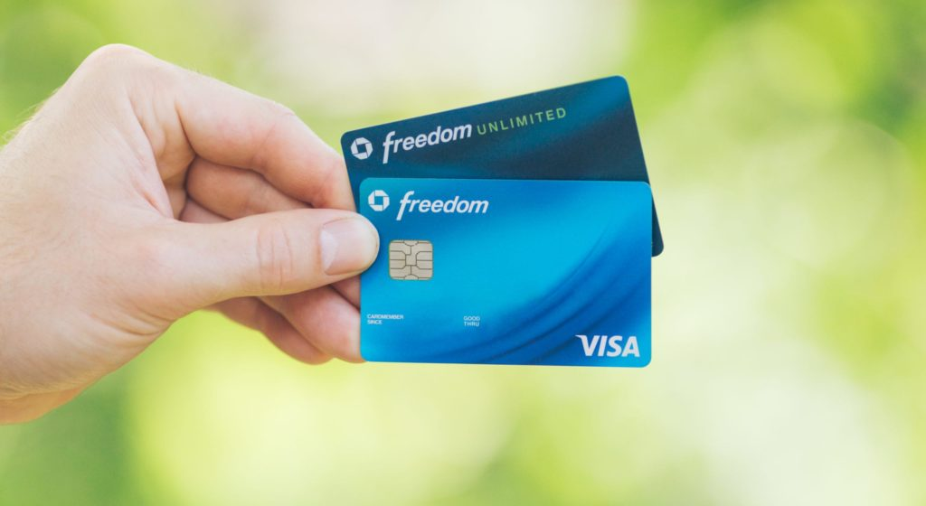 Chase Freedom Cards