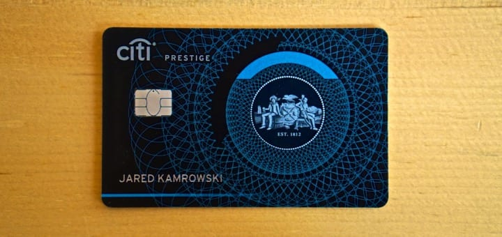 Citi Prestige Card Revamped with Updated Benefits