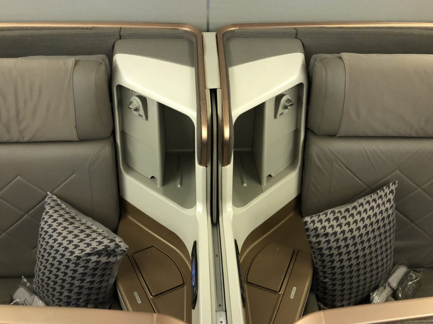 Singapore Airlines Business Class Review