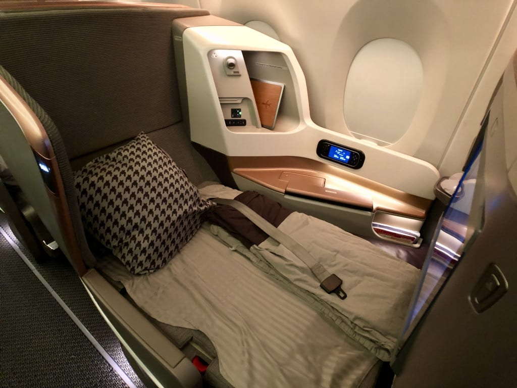Singapore Airlines Business Class Promo