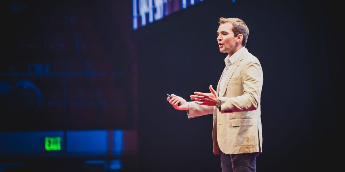 My TED Talk: Life is Short, Travel Now