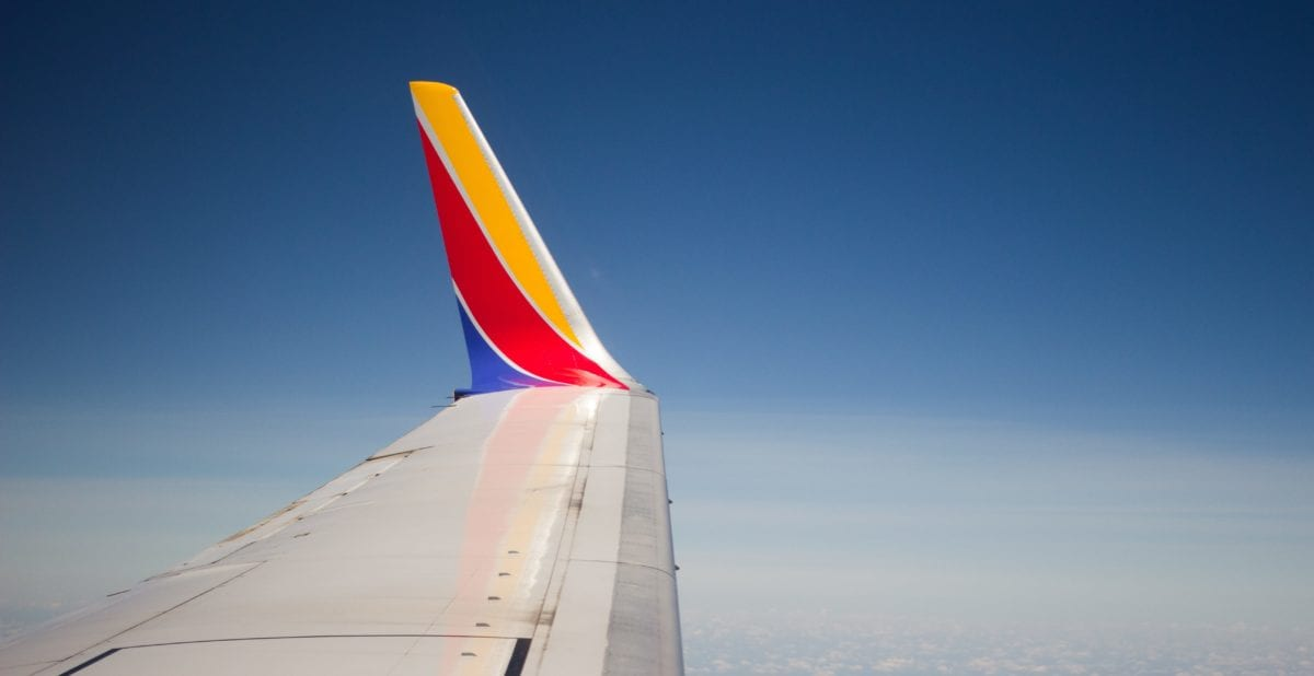 My Experience Flying Southwest Airlines with a Lap Child