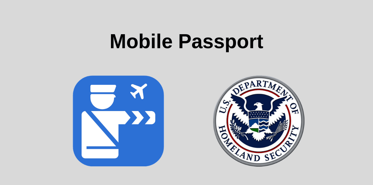 Speed Through Immigration and Customs with the Mobile Passport App