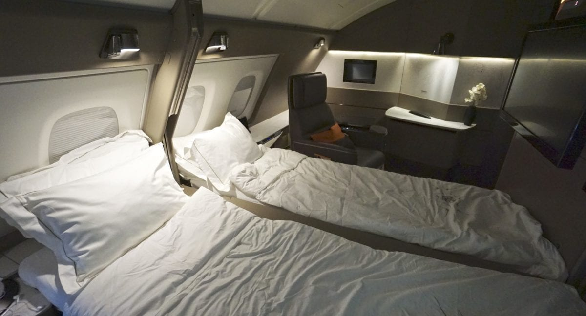 Singapore Airlines is Raising Prices on Business, First Class Awards