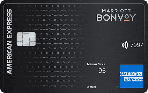 Marriott bonvoy brilliant card