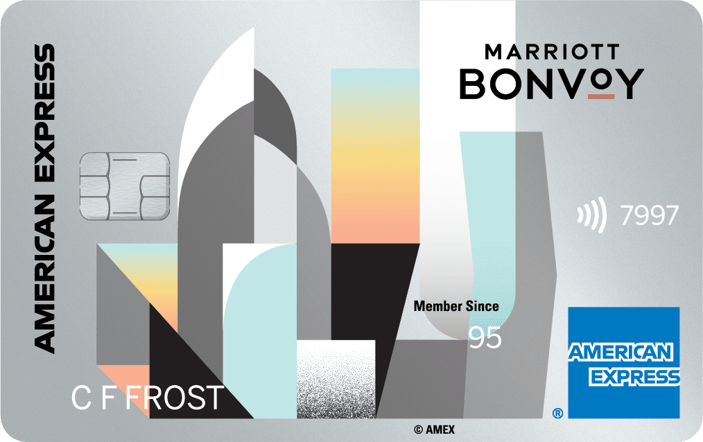 Marriott bonvoy amex card