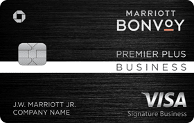 Marriott bonvoy premier plus