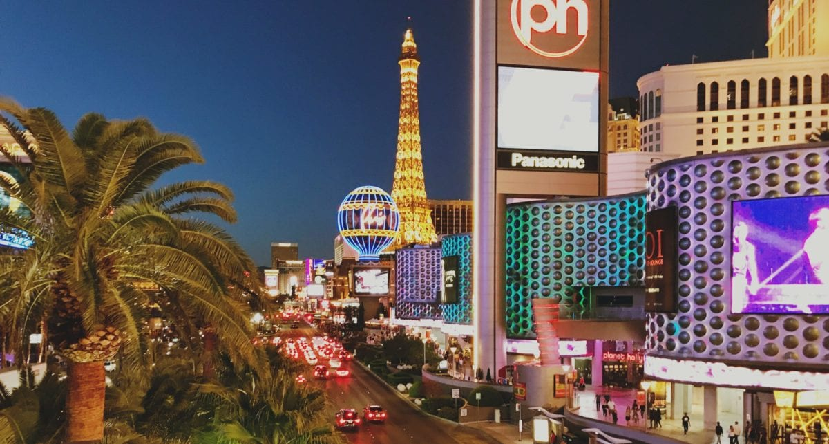 The Best Hotels on the Las Vegas Strip You Can Book with Points