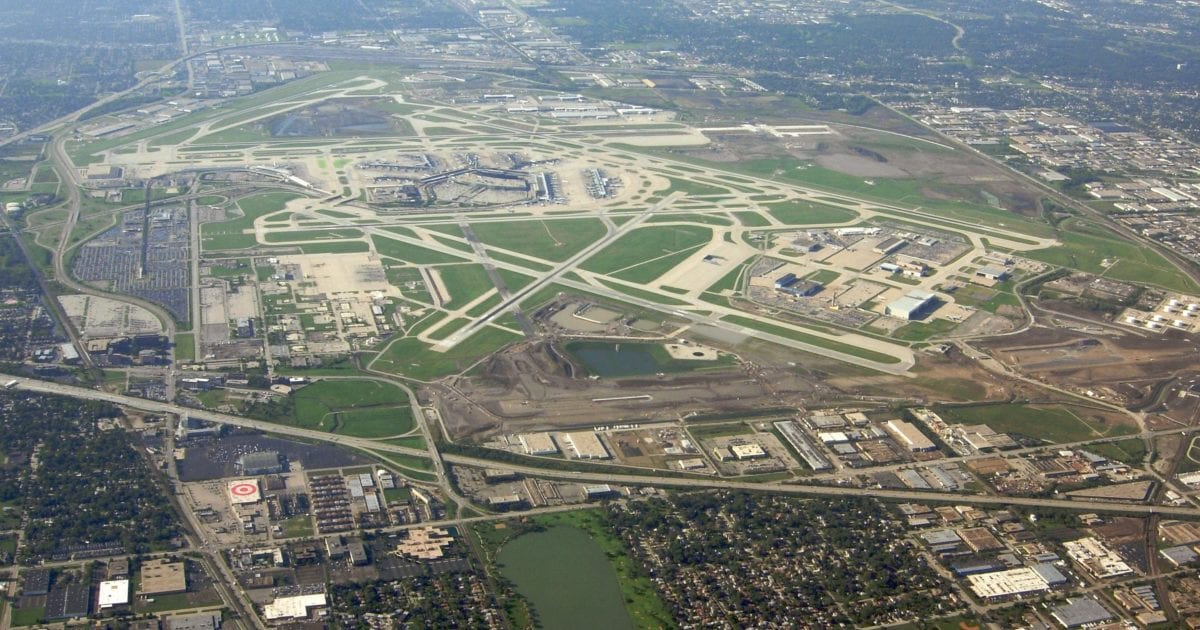Busiest airport