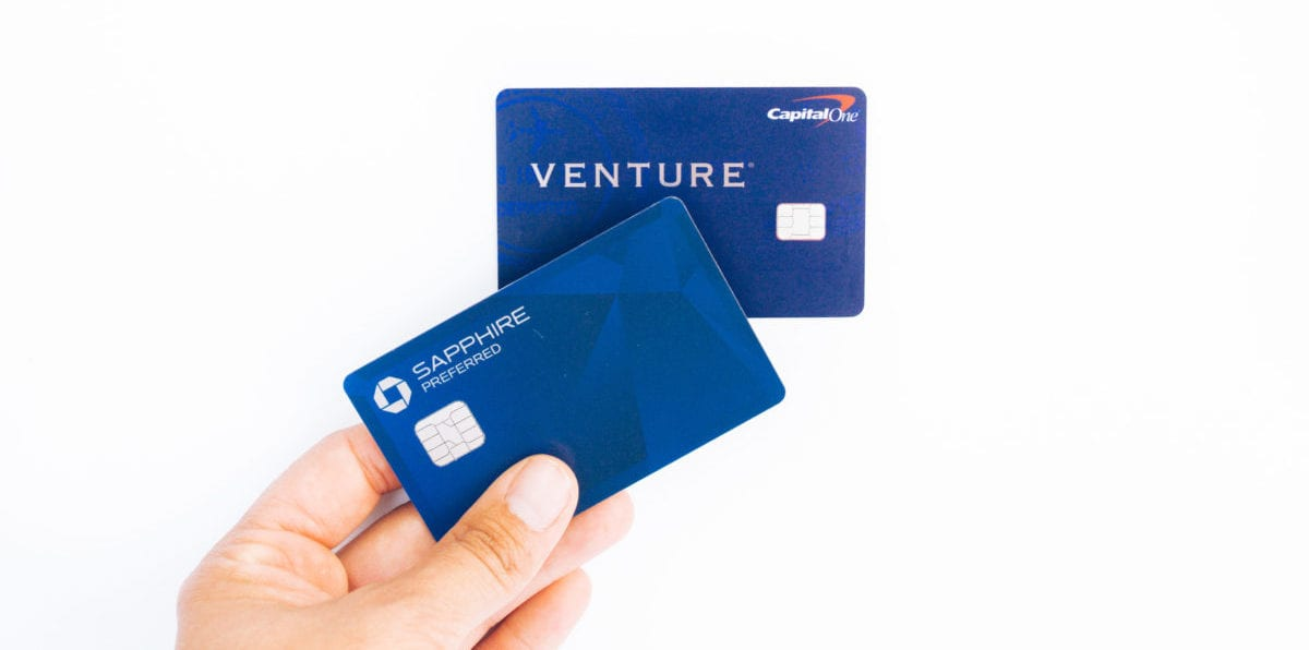 Chase Sapphire Preferred vs Capital One Venture Card: Which is Right for You?