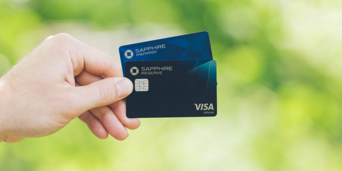 Chase Sapphire Preferred vs Reserve: 4 Reasons to Pick Up the Preferred
