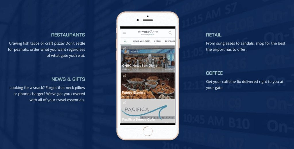AtYourGate App