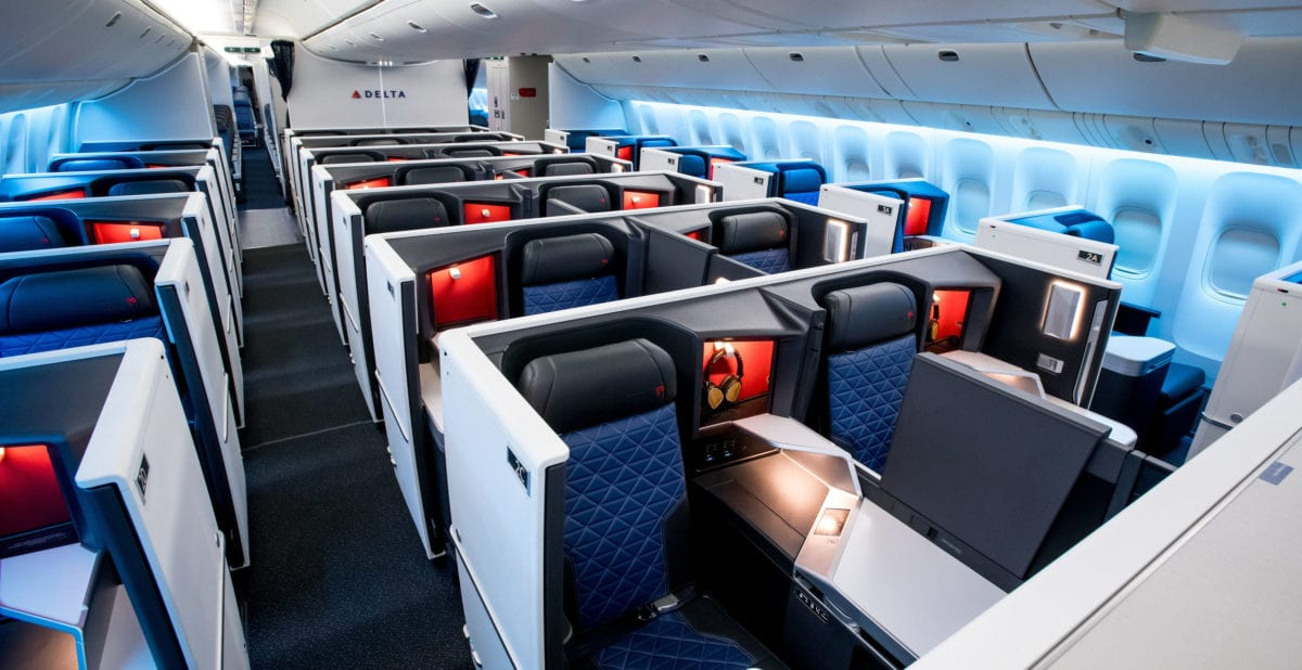 RARE: Delta One Suites for 4+ to Australia in Summer 2021 for 75K Miles!