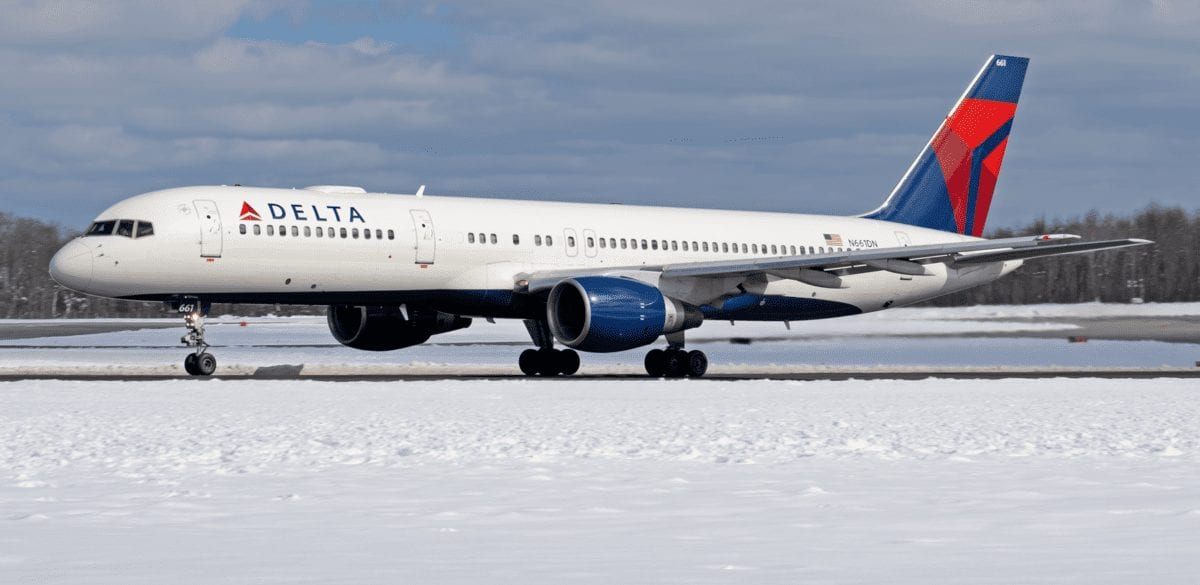 Delta Weather Waiver